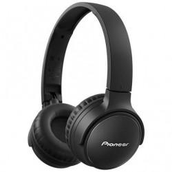 Auriculares PIONEER SE-S3BT-B NEGROS Bluetooth 5.0 manos libres