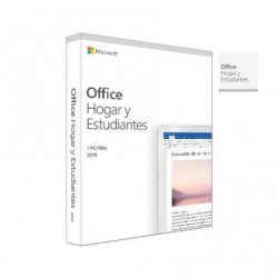 COMPRA MICROSOFT OFFICE HOME & STUDENT 2019