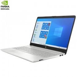 PORTÁTIL HP 15-DW2001NS - W10 - I5-1035G1 1.0GHZ - 8GB - 512GB SSD PCIE NVME - GEFORCE MX330 2GB - 15.6'/39.6CM FHD - BT - NO OD