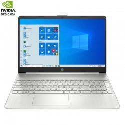 PORTÁTIL HP 15-DW2002NS - W10 - I7-1065G7 1.30GHZ - 8GB - 512GB SSD PCIE NVME - GEFORCE MX330 2GB - 15.6'/39.6CM FHD - NO ODD -