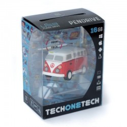 PENDRIVE TECH ONE TECH HIPPY VAN BANG CAMPER 16GB USB 2.0
