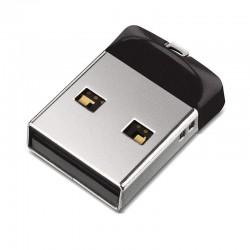 PENDRIVE SANDISK CRUZERFIT SDCZ33-064G-G35 - 64GB - USB 2.0 - DISEÑO PERFIL BAJO