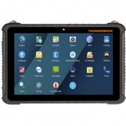 """TABLET THUNDERBOOK COLOSSUS A100-D1020 10,1"""" 2GB,32GB SSD,M4G, ANDROID 8 NFC"""