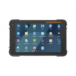 """TABLET THUNDERBOOK COLOSSUS A800-D 8"""" QUAD CORE 1,45 2G 32GB SSD NFC"""