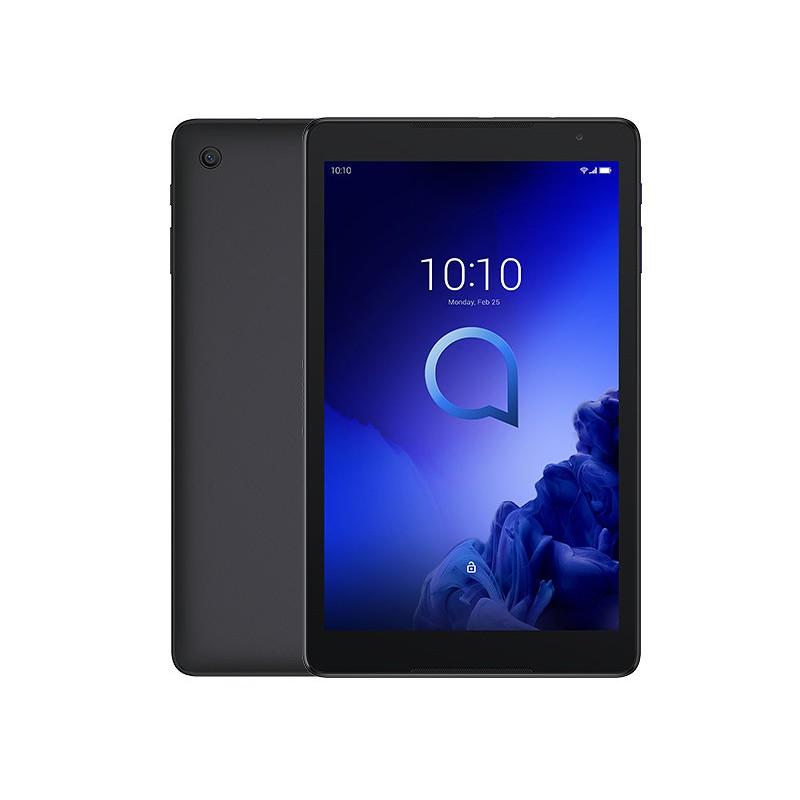 """TABLET ALCATEL 3T 10"""" 4X1.3 GHZ 5+5MP 16GB 2GB 4G PRIME BLACK"""