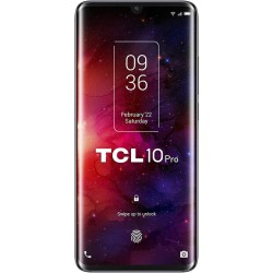 "SMARTPHONE TCL 10 PRO 6,47"" 6GB/128GB DUAL SIM EMBER GREY 48MP LTE"