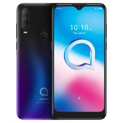 "SMARTPHONE ALCATEL 3L 2020 6,22"" HD+ 4G 48+5+2MP 8MP DUAL SIM 64GB 4GB BLUE"