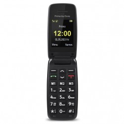 "TELEFONO MOVIL SENIOR DORO PRIMO 401 2"" NEGRO"