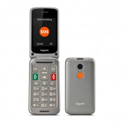 TELEFONO MOVIL GIGASET GL590 ÀRA MAYORES FACIL CON TAPA