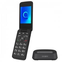 TELEFONO ALCATEL 3026X PLATA
