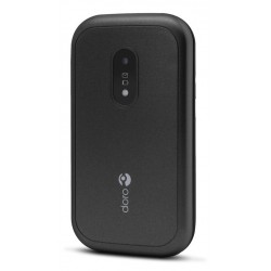 "TELEFONO MOVIL SENIOR DORO 6040 2,8"" NEGRO T3MPX"