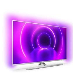 Televisor Philips 50PUS8535 50'/ Ultra HD 4K/ SmartTV/ WiFi/ Plata