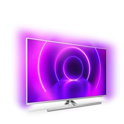 Televisor Philips 58PUS8535 58'/ Ultra HD 4K/ SmartTV/ WiFi/ Plata