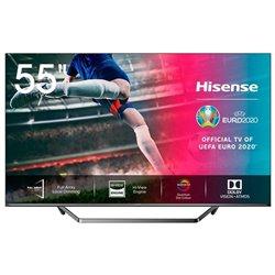 Televisor Hisense 55U7QF 54.6'/ Ultra HD 4K/ SmartTV/ WiFi