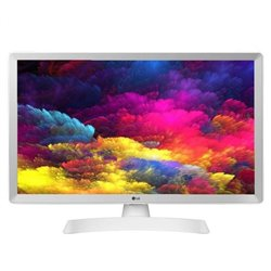 Televisor LG 24TN510S-WZ 24'/ HD/ SmartTV/ WiFi/ Blanco