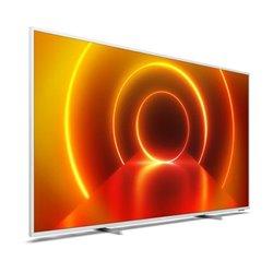 Televisor Philips 50PUS7855 50'/ Ultra HD 4K/ SmartTV/ WiFi/ Plata