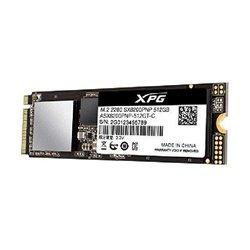 Disco SSD Adata XPG SX8200 PRO 512GB/ M.2 2280 PCIe