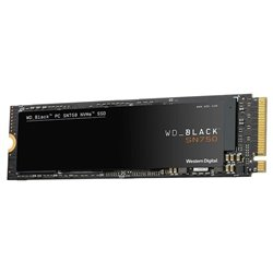 Disco Duro SSD Western Digital WD Black SN750 250GB/ M.2 2280 PCIe