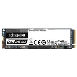 Disco SSD Kingston KC2500 2TB/ M.2 2280 PCIe