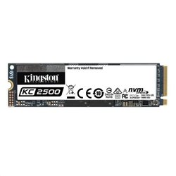 Disco SSD Kingston KC2500 250GB/ M.2 2280 PCIe