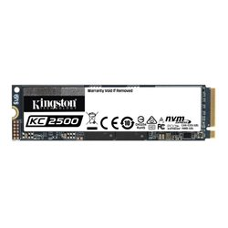Disco SSD Kingston KC2500 500GB/ M.2 2280 PCIe