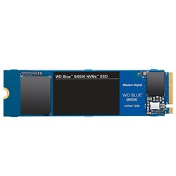 Disco SSD Western Digital WD Blue SN550 250GB/ M.2 2280 PCIe