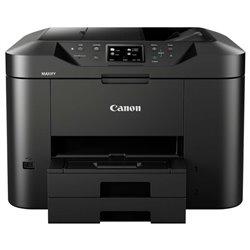 Multifunción Canon MAXIFY MB2750 Wifi/ Fax/ Dúplex/ Negra