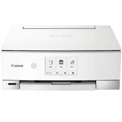 Multifunción Canon PIXMA TS8351 Wifi/ Dúplex/ Blanca