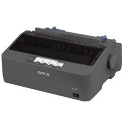 Impresora Matricial Epson LX-350/ Gris