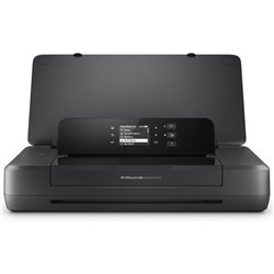 Impresora Portátil HP Officejet 200 Wifi/ Negra