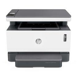 Multifunción Recargable Láser Monocromo HP Neverstop 1201N/ Blanca