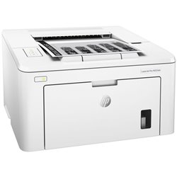 Impresora Láser Monocromo HP Pro M203DN Dúplex/ Blanca