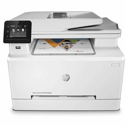 Multifunción Láser Color HP Láserjet Pro M283FDW Wifi/ Fax/ Dúplex/ Blanca