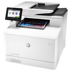 Multifunción Láser Color HP Láserjet Pro M479FDW Wifi/ Fax/ Dúplex/ Blanca