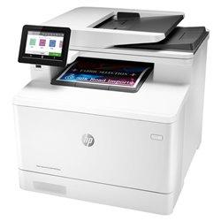 Multifunción Láser Color HP Láserjet Pro M479FNW Wifi/ Fax/ Blanca