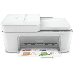 Multifunción HP Deskjet Plus 4120 Wifi/ Fax/ Blanca