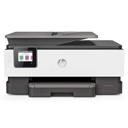 Multifunción HP Officejet Pro 8022 Wifi/ Fax/ Dúplex/ Blanca