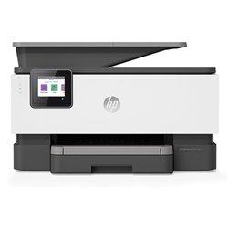 Multifunción HP Officejet Pro 9010 Wifi/ Fax/ Dúplex/ Blanca