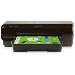 Impresora A3 HP Officejet 7110 Wifi/ Negra