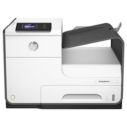 Impresora HP Pagewide Pro 452DW Wifi/ Dúplex/ Blanca