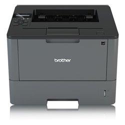 Impresora Láser Monocromo Brother HL-L5000D Dúplex/ Negra