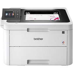 Impresora Láser Color Brother HL-L3270CDW Wifi/ Dúplex/ Blanca