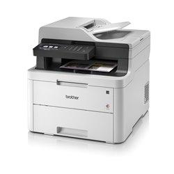Multifunción Láser Color Brother MFC-L3710CW  Wifi/ Fax/ Blanca