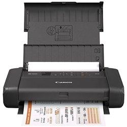 Impresora Portátil Canon PIXMA TR150 Wifi/ Negra