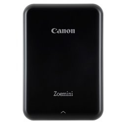 Impresora Fotográfica Canon Zoe Mini Bluetooth/ Negra