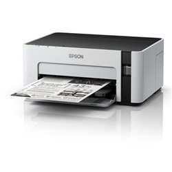 Impresora Recargable Epson Ecotank ET-M1100 Wifi/ Dúplex/ Gris