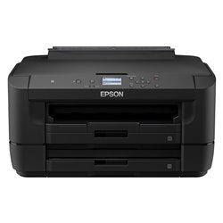 Impresora A3+ Epson Workforce WF-7210DTW Wifi/ Dúplex/ Negra