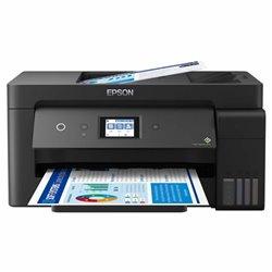 Multifunción A3+ Recargable Color Epson Ecotank ET-15000 Wifi/ Fax/ Dúplex/ Negra