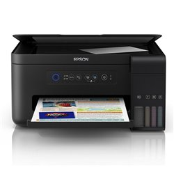 Multifunción Recargable Color Epson Ecotank ET-2700 Wifi/ Negra