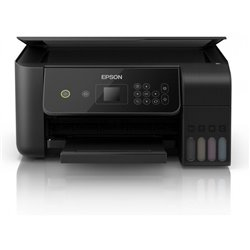 Multifunción Recargable Color Epson Ecotank ET-2720 Wifi/ Negra